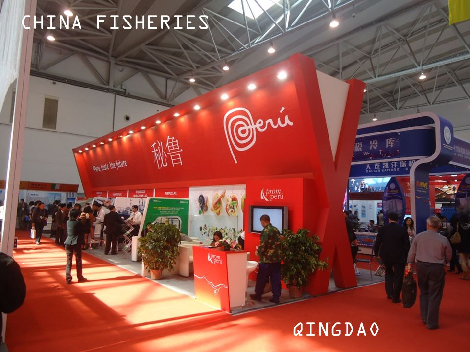 CHINA FISHERIES QINGDAO