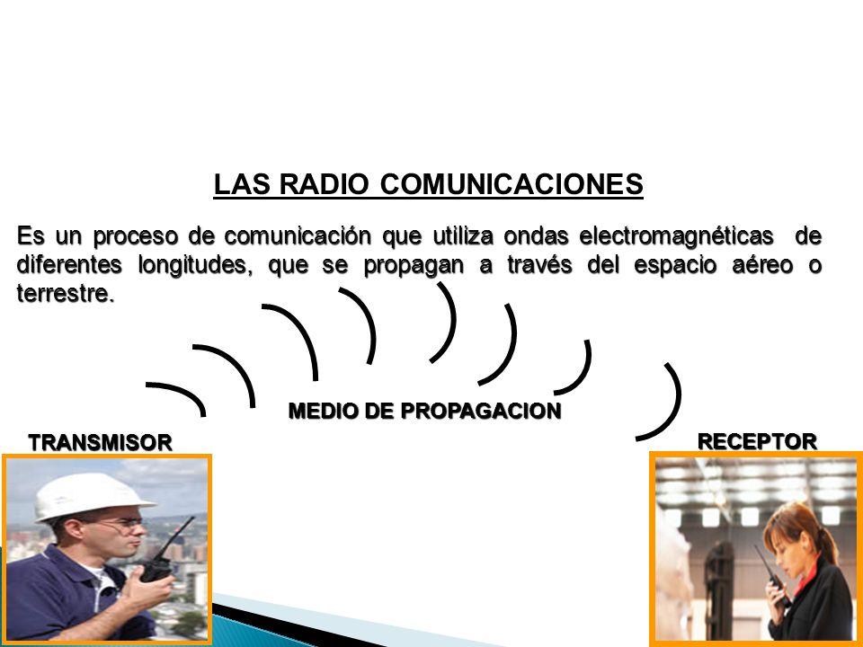 LAS RADIO COMUNICACIONES