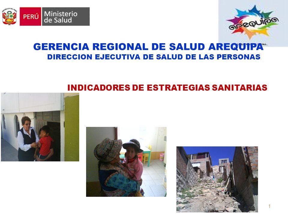 Promoviendo la salud de los peruanos