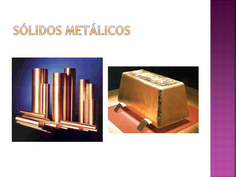 Sólidos metálicos