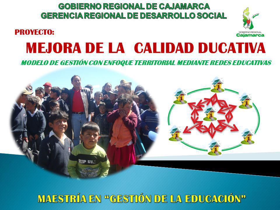 MEJORA DE LA CALIDAD DUCATIVA