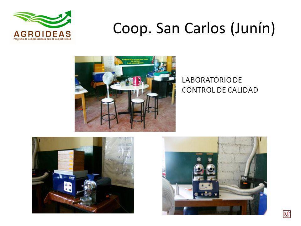 Coop. San Carlos (Junín)