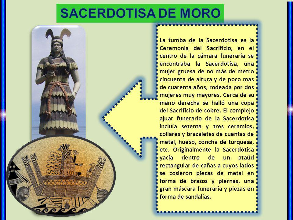 SACERDOTISA DE MORO