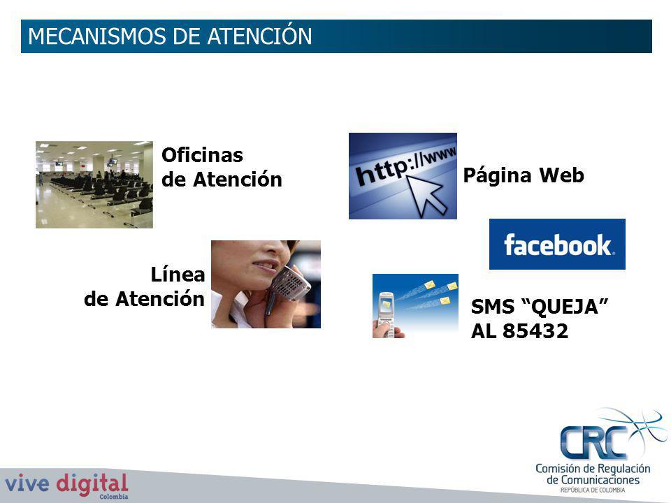 MECANISMOS DE ATENCIÓN