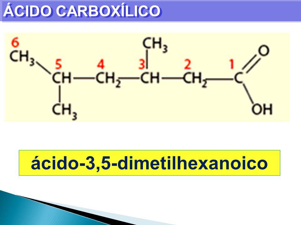 ácido-3,5-dimetilhexanoico