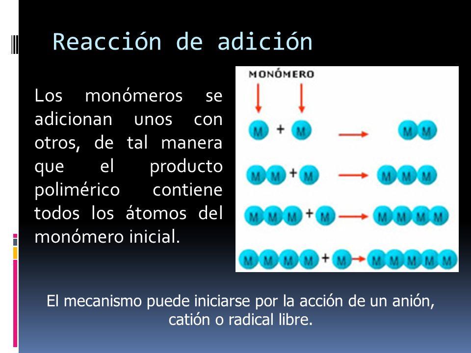 Reacción de adición