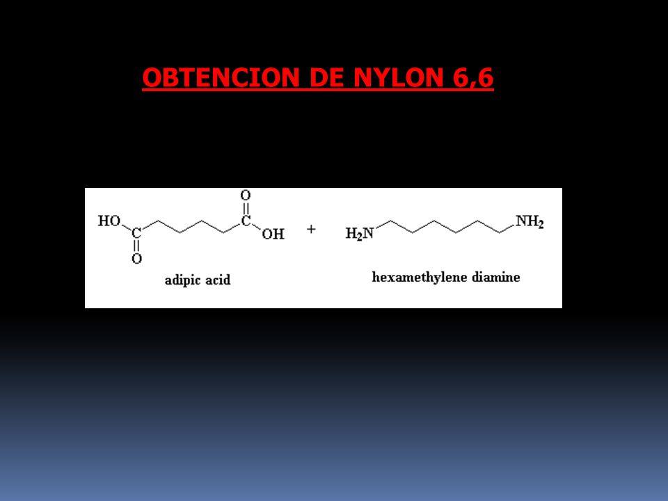 OBTENCION DE NYLON 6,6