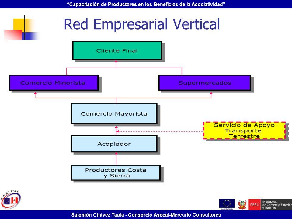 Red Empresarial Vertical
