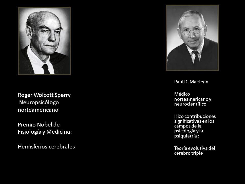 Premio Nobel de Fisiología y Medicina: