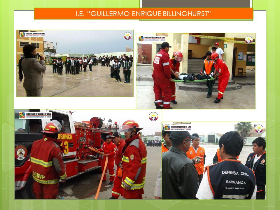 I.E. GUILLERMO ENRIQUE BILLINGHURST