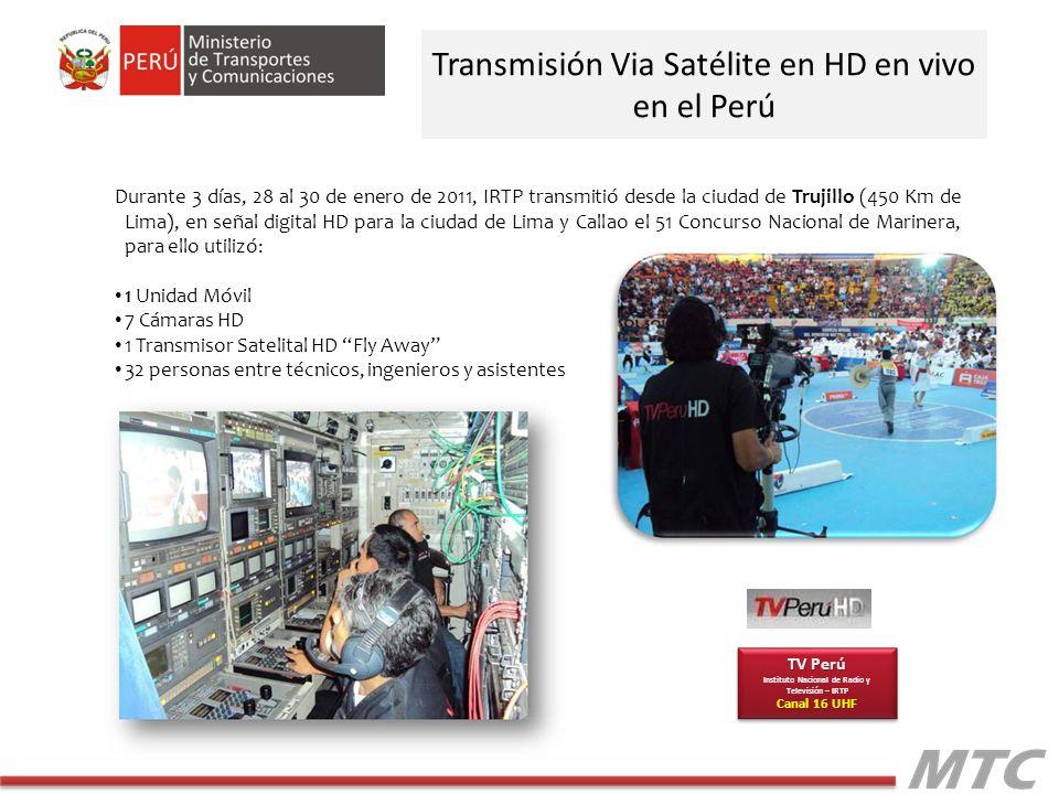 Instituto Nacional de Radio y Televisión – IRTP