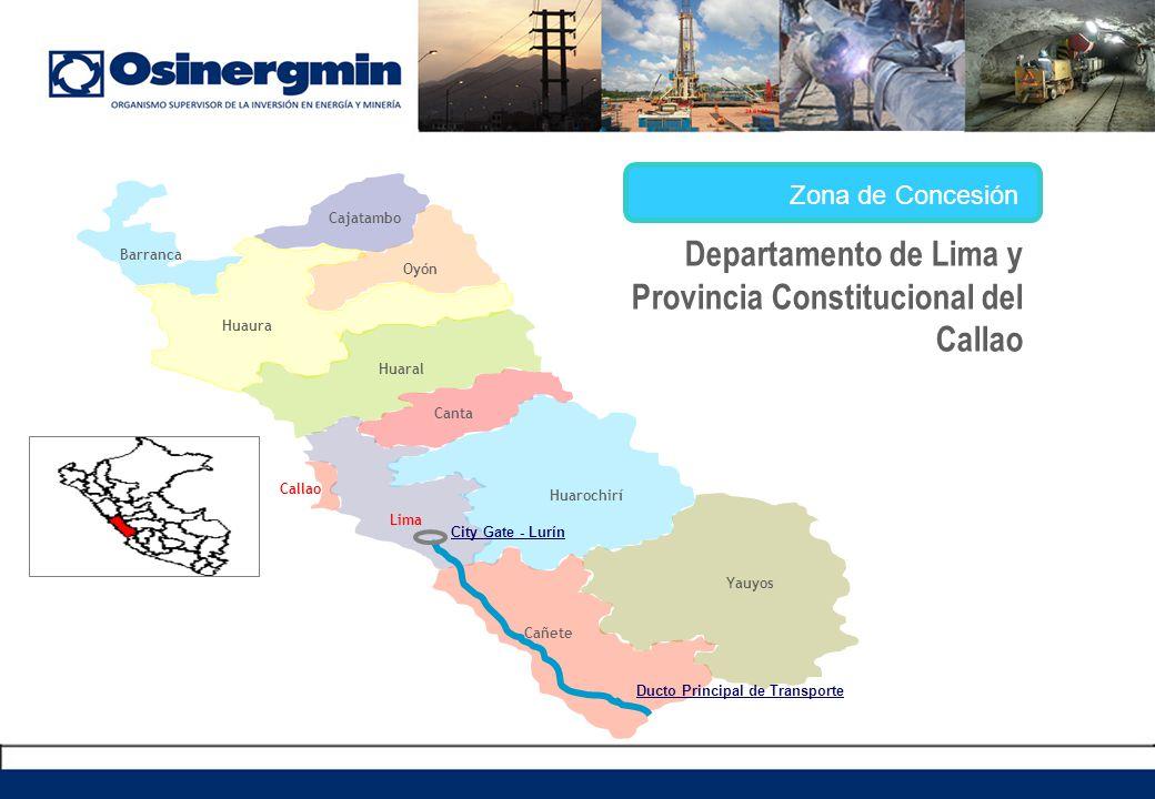 Departamento de Lima y Provincia Constitucional del Callao