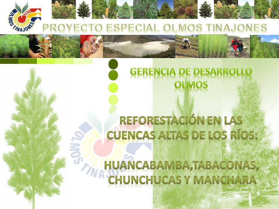 CUENCAS ALTAS DE LOS RÍOS: HUANCABAMBA,TABACONAS,
