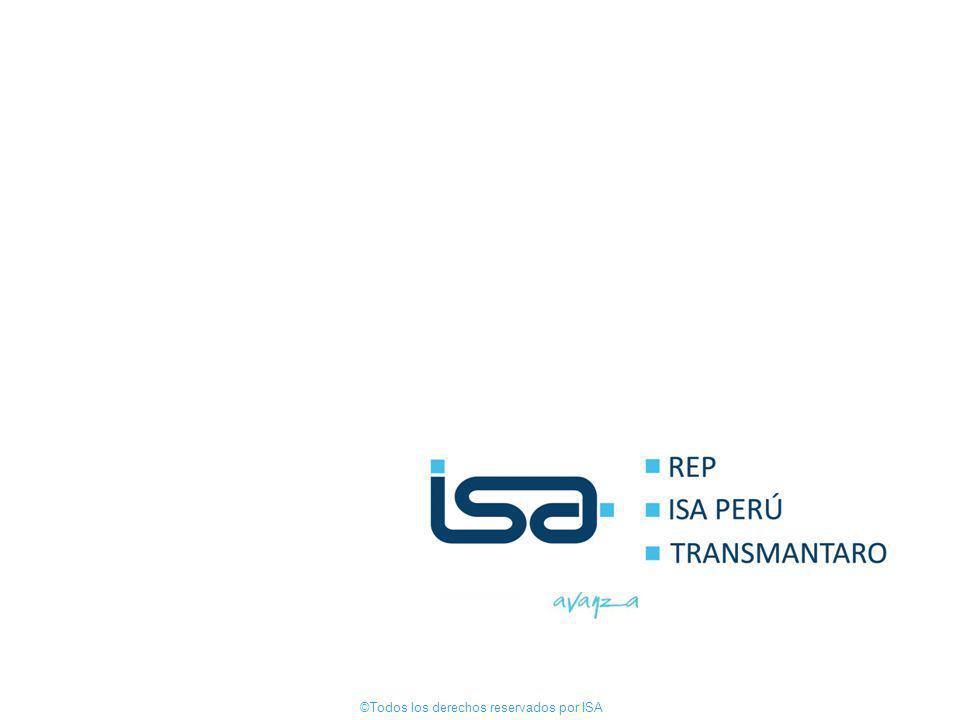 ©Todos los derechos reservados por ISA