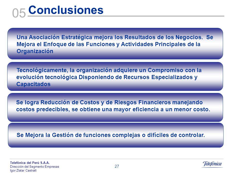 Conclusiones 05.