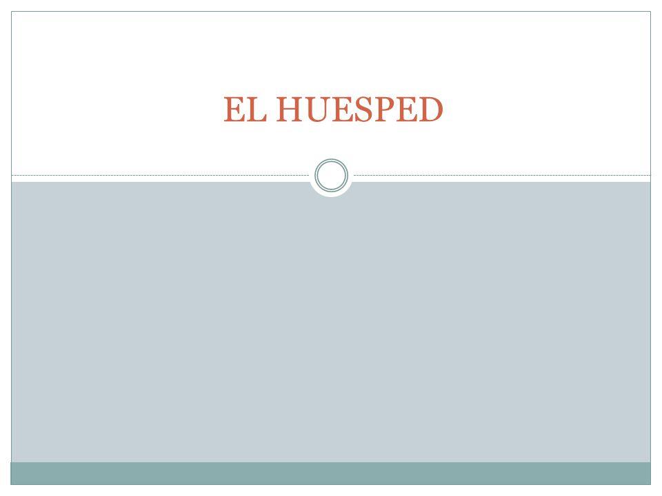 EL HUESPED