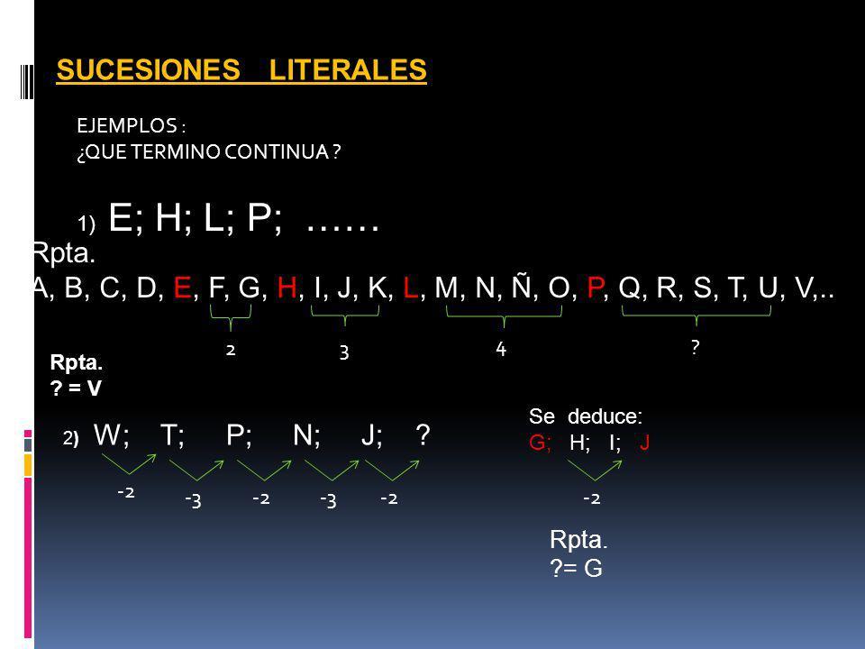 A, B, C, D, E, F, G, H, I, J, K, L, M, N, Ñ, O, P, Q, R, S, T, U, V,..