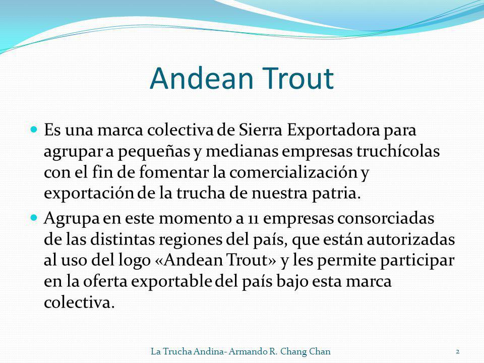 Andean Trout