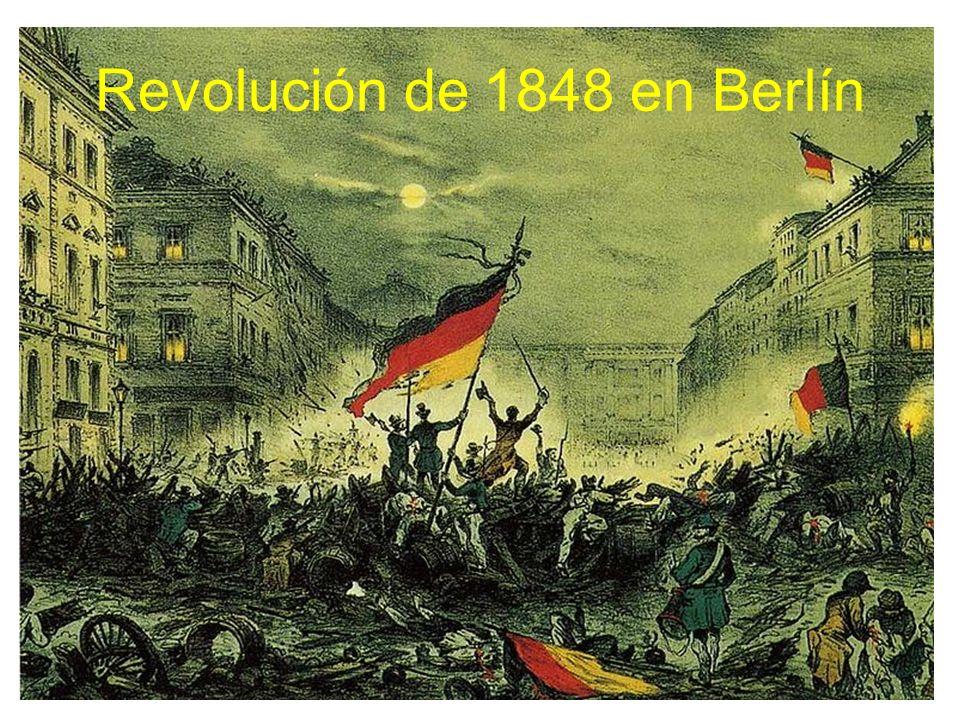 Revolución de 1848 en Berlín