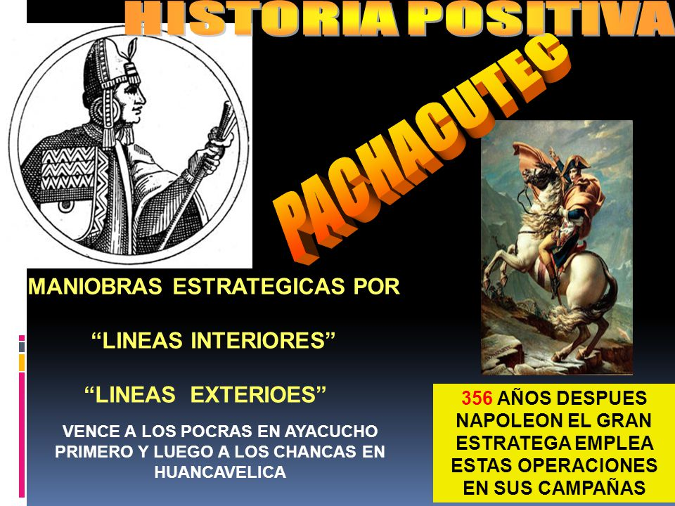 MANIOBRAS ESTRATEGICAS POR