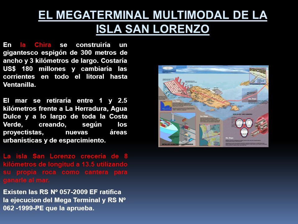 EL MEGATERMINAL MULTIMODAL DE LA