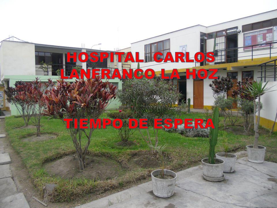HOSPITAL CARLOS LANFRANCO LA HOZ