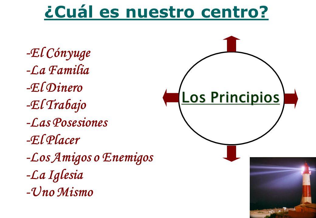 ¿Cuál es nuestro centro