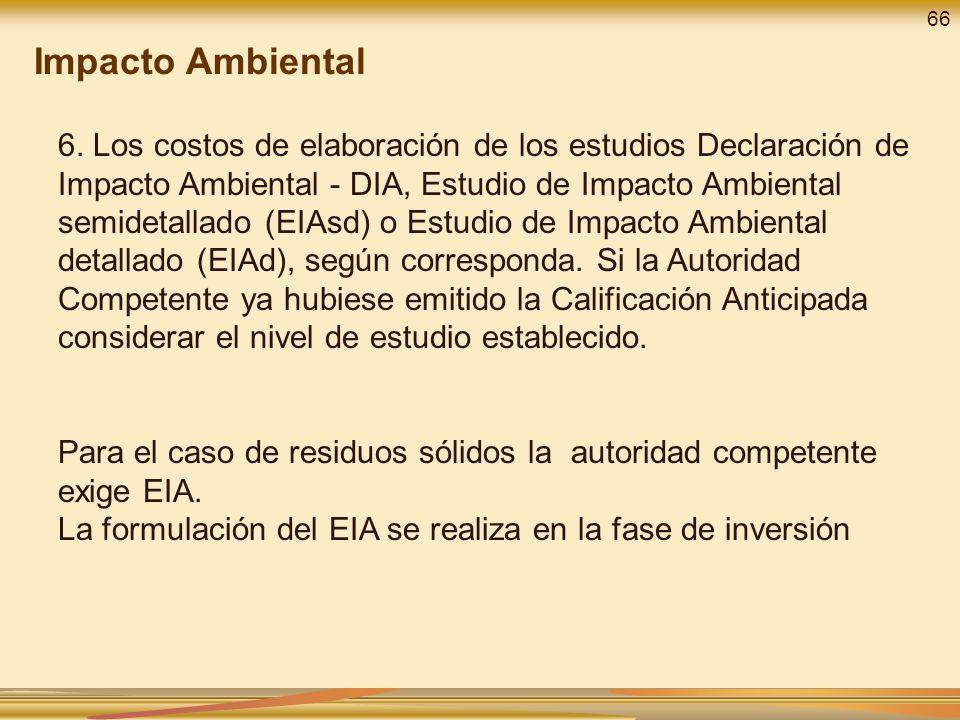 Impacto Ambiental 66.