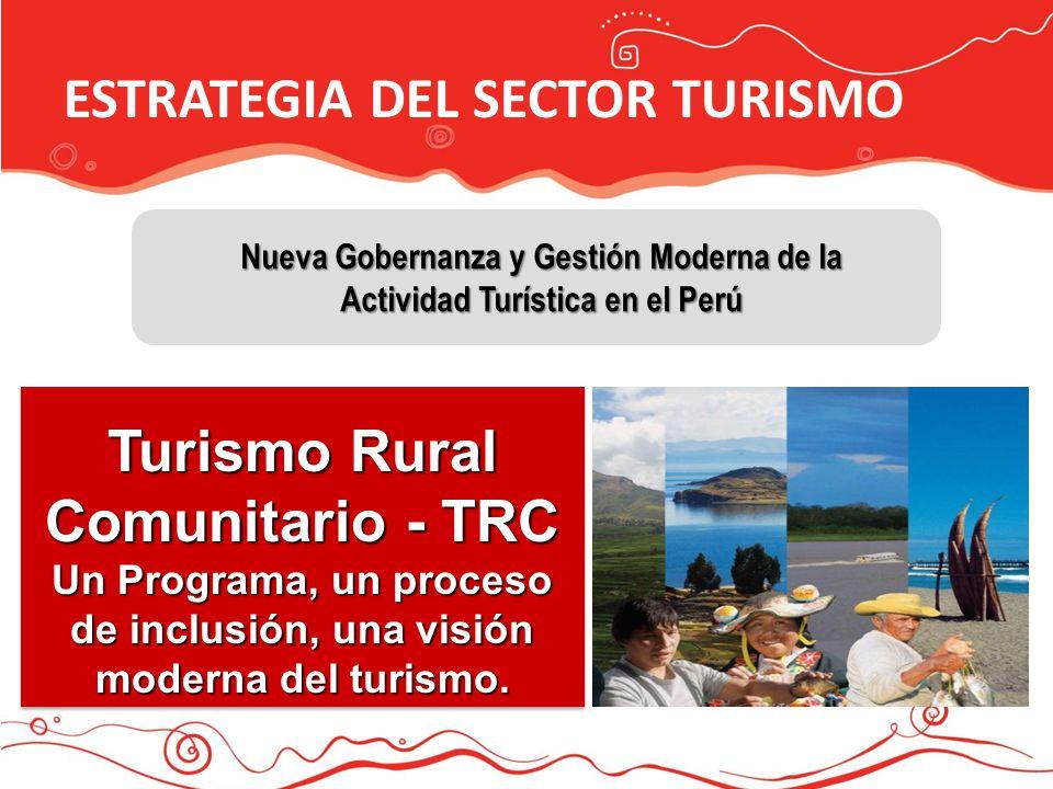 Turismo Rural Comunitario - TRC