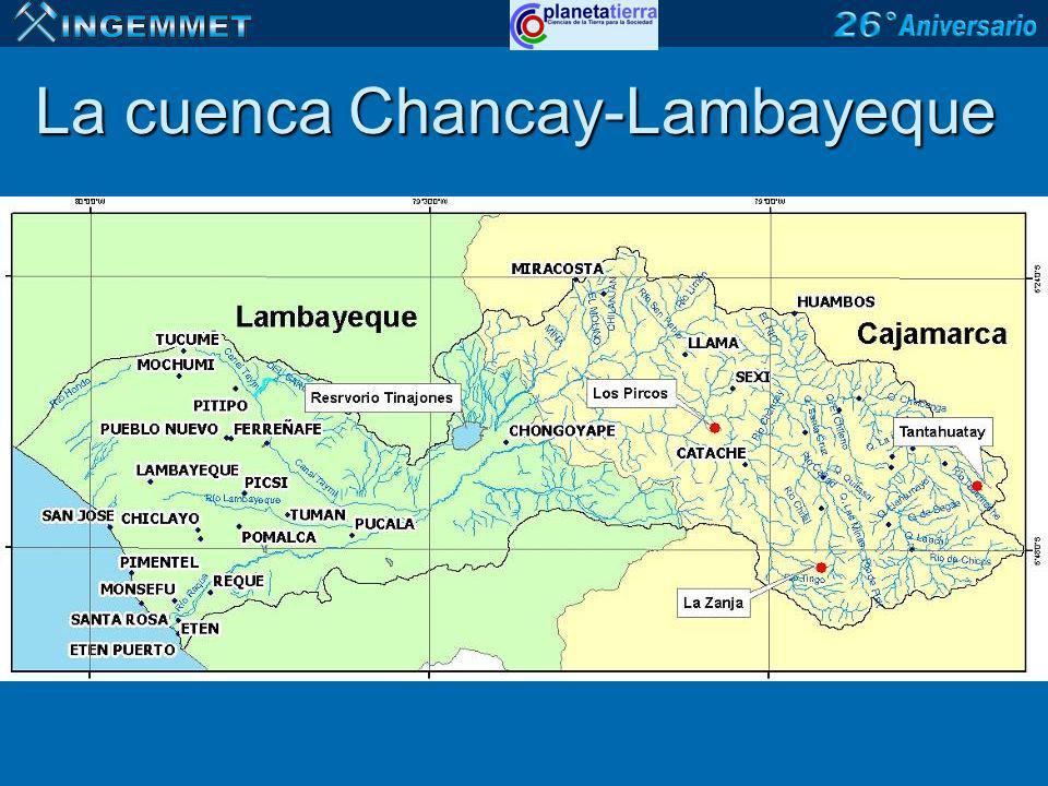 La cuenca Chancay-Lambayeque