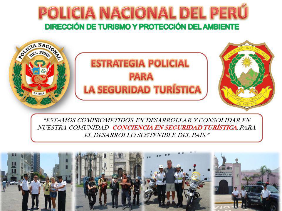 POLICIA NACIONAL DEL PERÚ LA SEGURIDAD TURÍSTICA