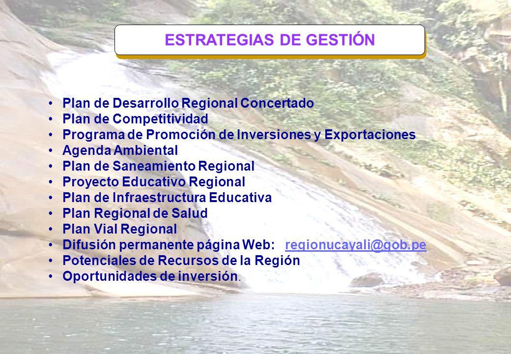 ESTRATEGIAS DE GESTIÓN