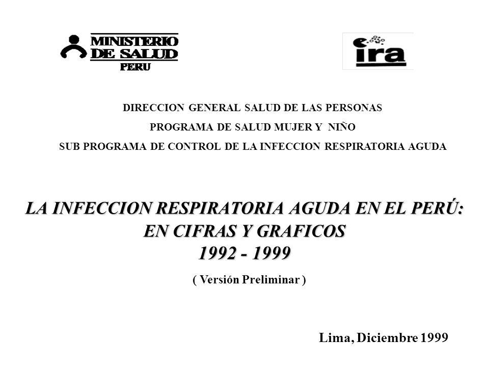 DIRECCION GENERAL SALUD DE LAS PERSONAS