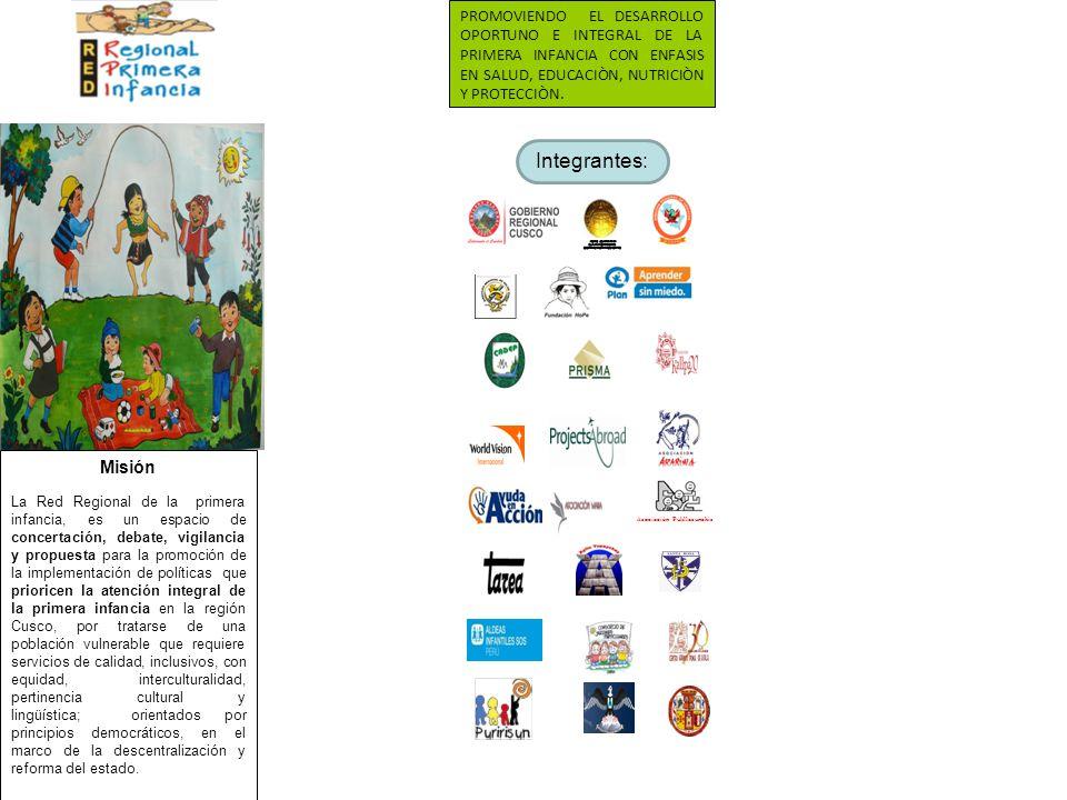 PROMOVIENDO EL DESARROLLO OPORTUNO E INTEGRAL DE LA PRIMERA INFANCIA CON ENFASIS EN SALUD, EDUCACIÒN, NUTRICIÒN Y PROTECCIÒN.