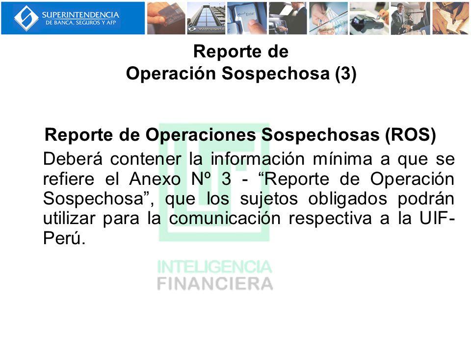 Reporte de Operación Sospechosa (3)