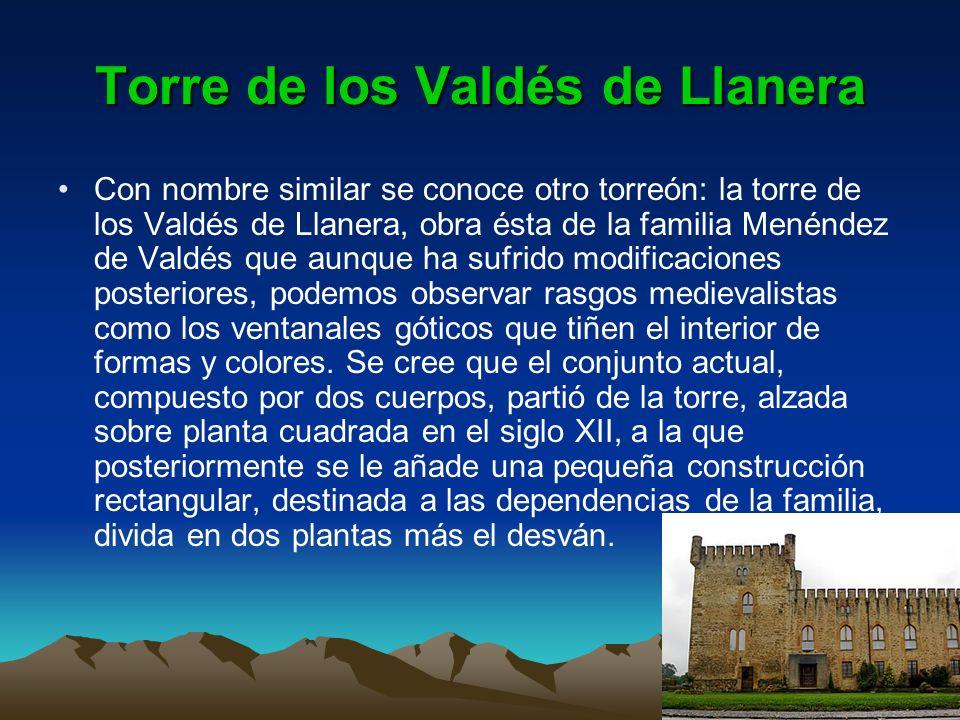 Torre de los Valdés de Llanera