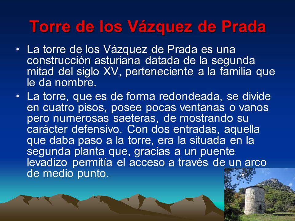 Torre de los Vázquez de Prada