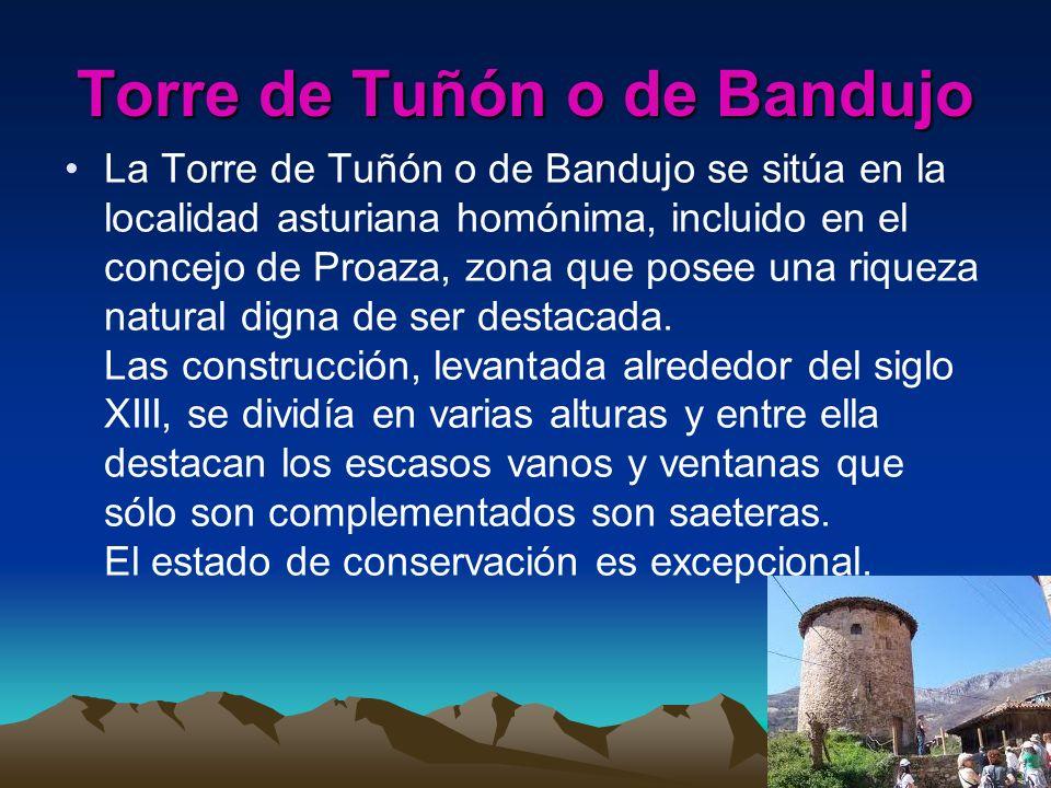 Torre de Tuñón o de Bandujo
