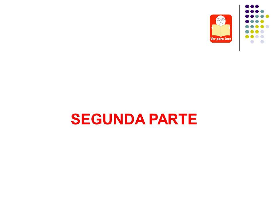 SEGUNDA PARTE