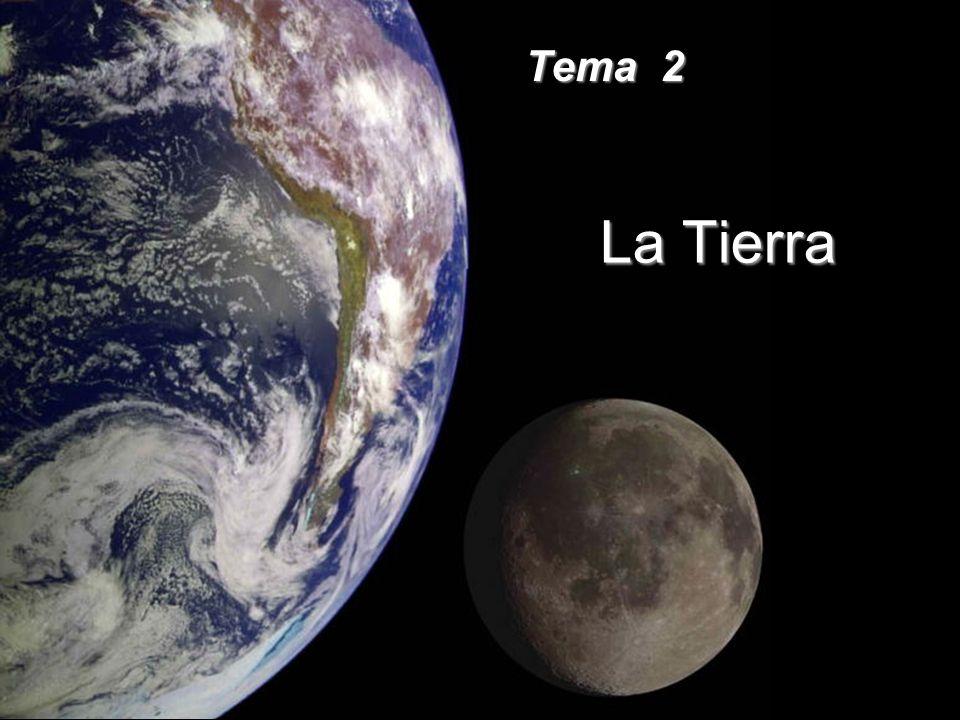 Tema 2 La Tierra