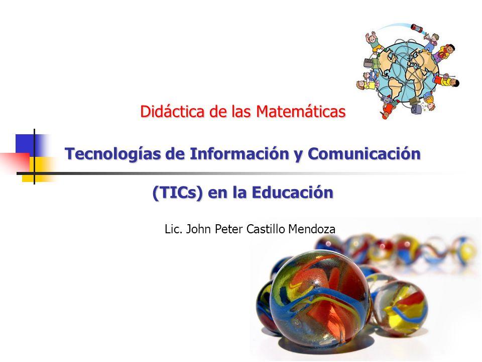 Lic. John Peter Castillo Mendoza