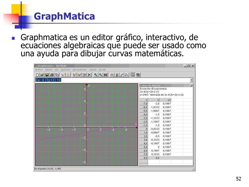 GraphMatica