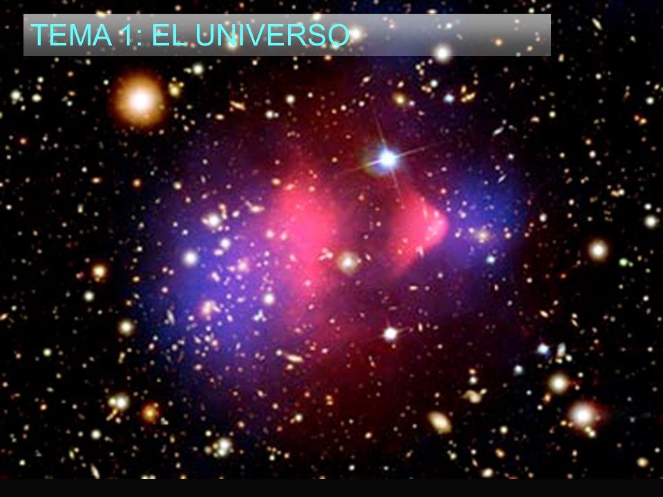 TEMA 1: EL UNIVERSO