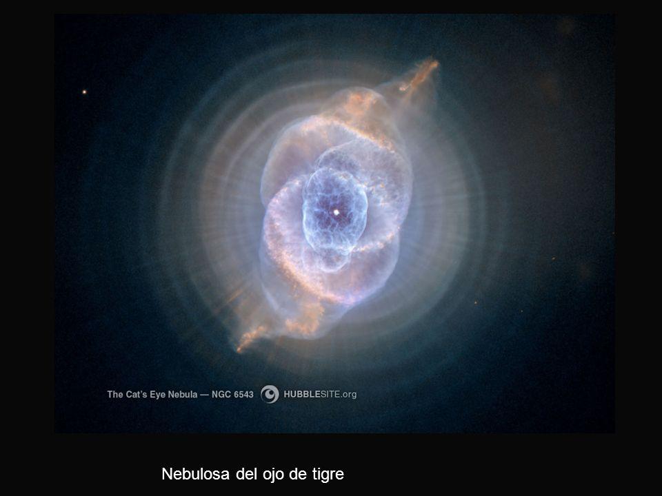 Nebulosa del ojo de tigre
