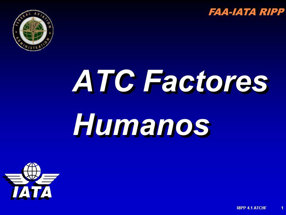 ATC Factores Humanos RIPP 4.1 ATCHF