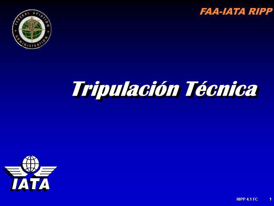 Tripulación Técnica RIPP 4.1 FC