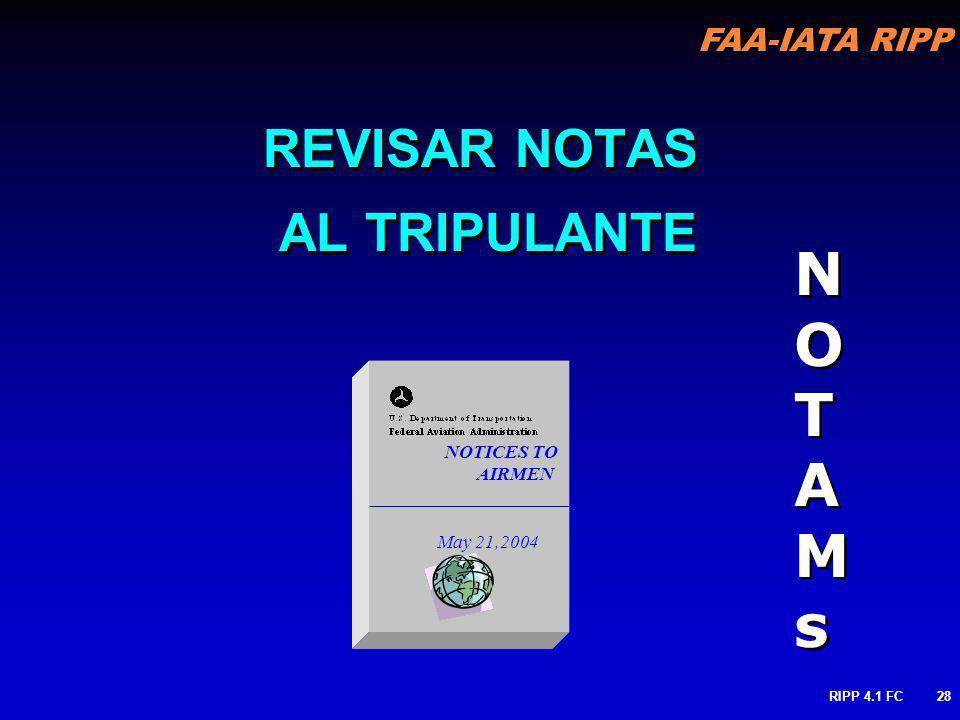 REVISAR NOTAS AL TRIPULANTE