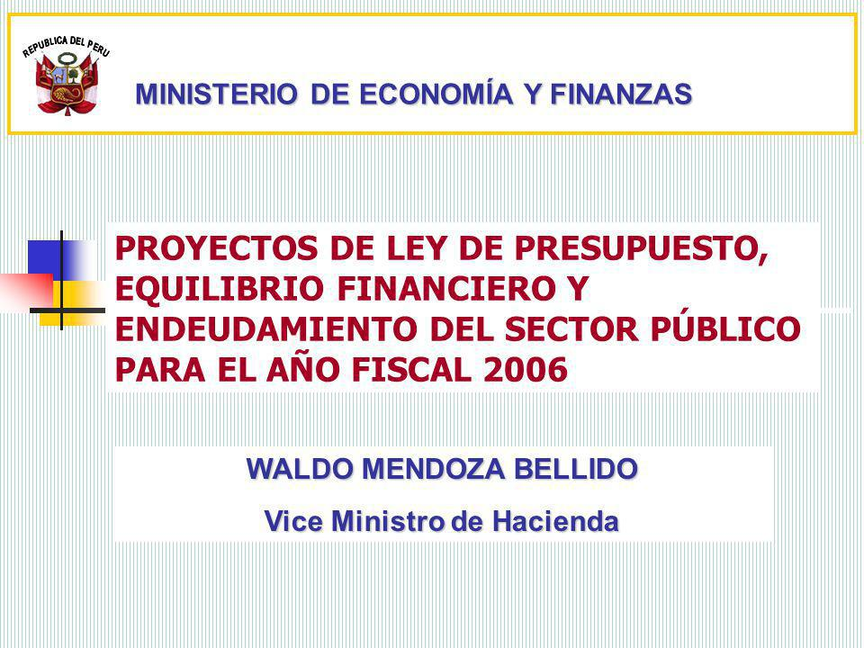 Vice Ministro de Hacienda