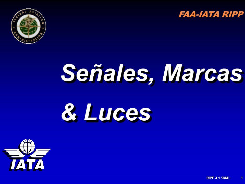 Señales, Marcas & Luces RIPP 4.1 SM&L