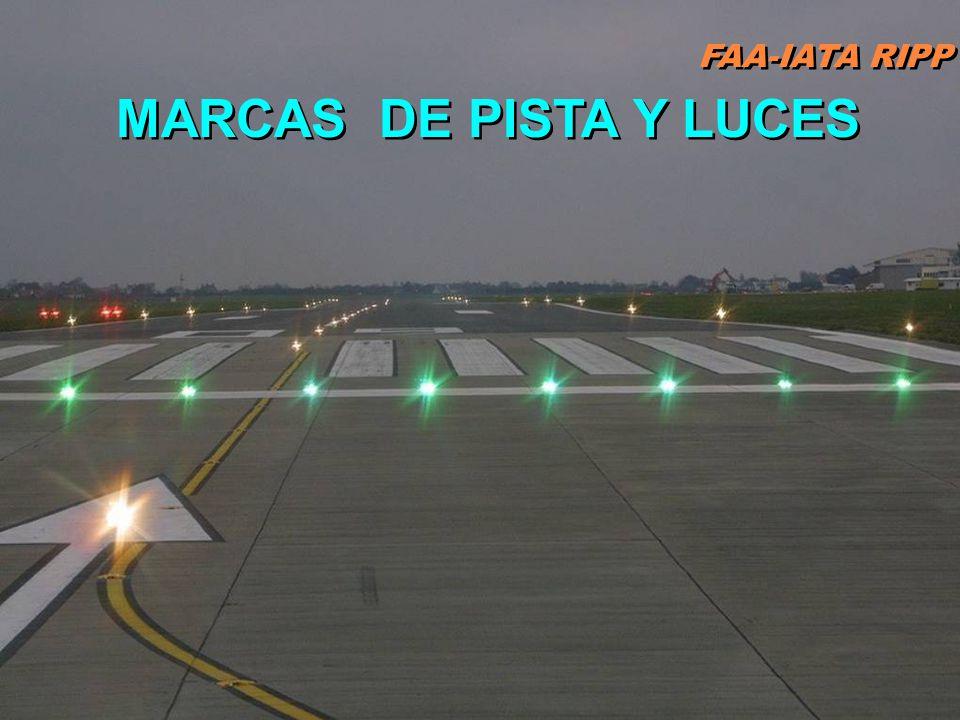 FAA-IATA RIPP MARCAS DE PISTA Y LUCES RIPP 4.1 SM&L